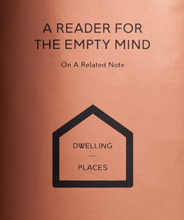 Lynn Dohrmann: A Reader for the Empty Mind. On a Related Note
