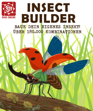 Insect Builder
