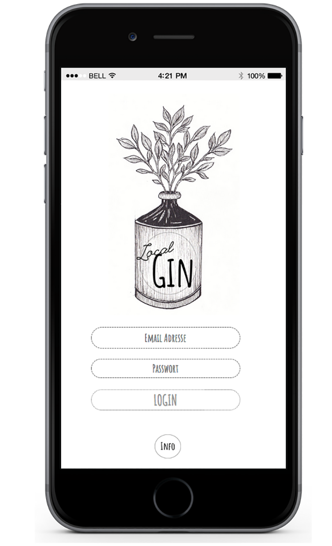 LocalGIN Screenshot 1