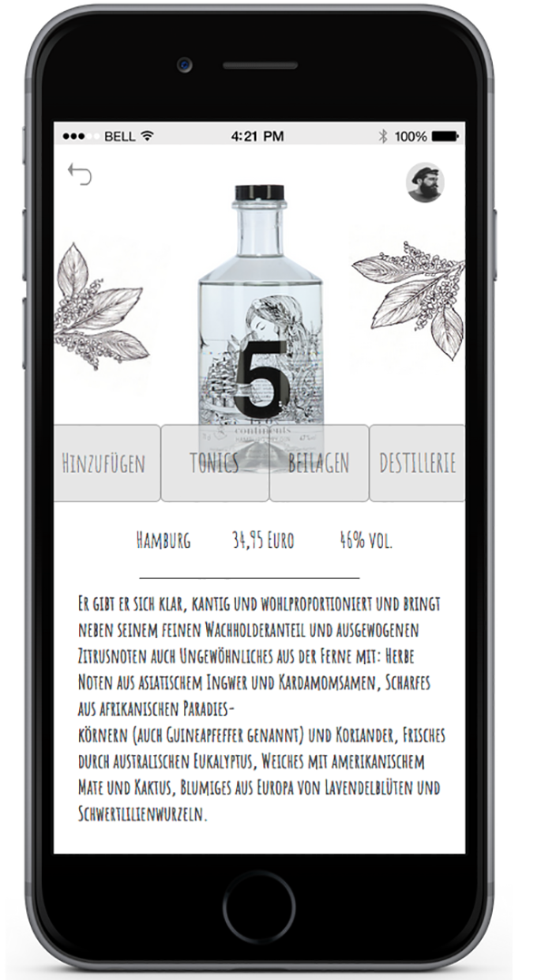 Localgin screenshot 3